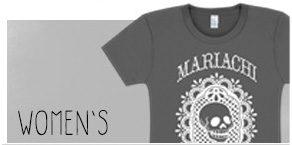 Mariachi El Bronx Women's T-Shirts