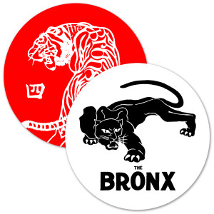 Bronx IV Sticker Bundle