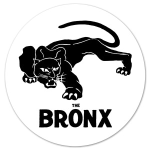 The Bronx Lion Sticker
