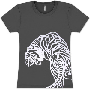The Bronx (IV) Ladies Tiger T-Shirt