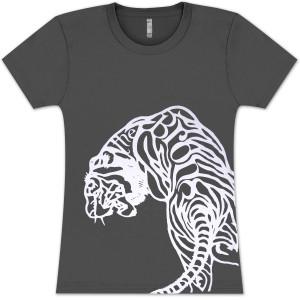 The Bronx (IV) Ladies Tiger T-Shirt