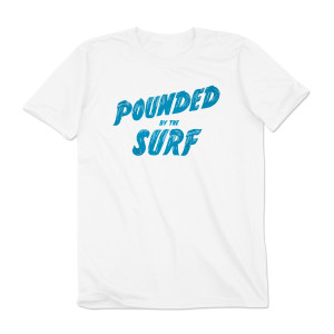 Pounded By The Surf Youth T-Shirt