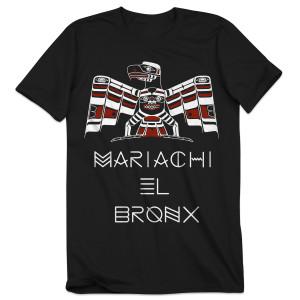 Mariachi El Bronx Eagle Tee