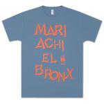 Mariachi Stacked Logo T-Shirt