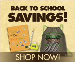 Dino Dan Back to School