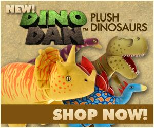 Plush Dinos