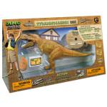 Dino Dan Tyrannosaurus Rex Dinosaur Action Figure Set