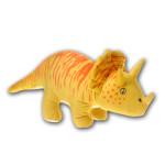 """Dino Dan 15.5"""" Triceratops Plush Dinosaur"""