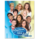 American Idol Live 2012 Tour Program