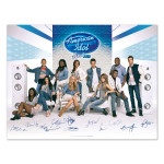 American Idol Live 2013 American Idol Tour Poster