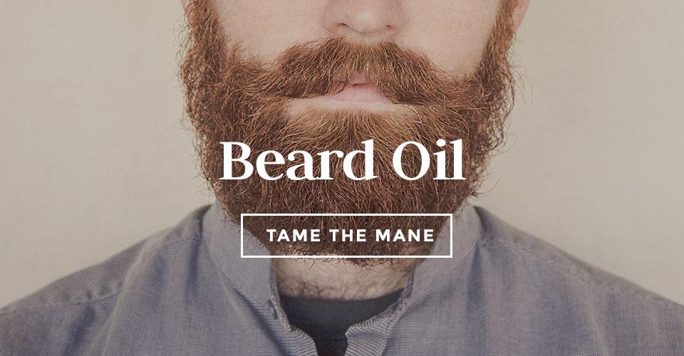 Papa Wolf Beard Oil
