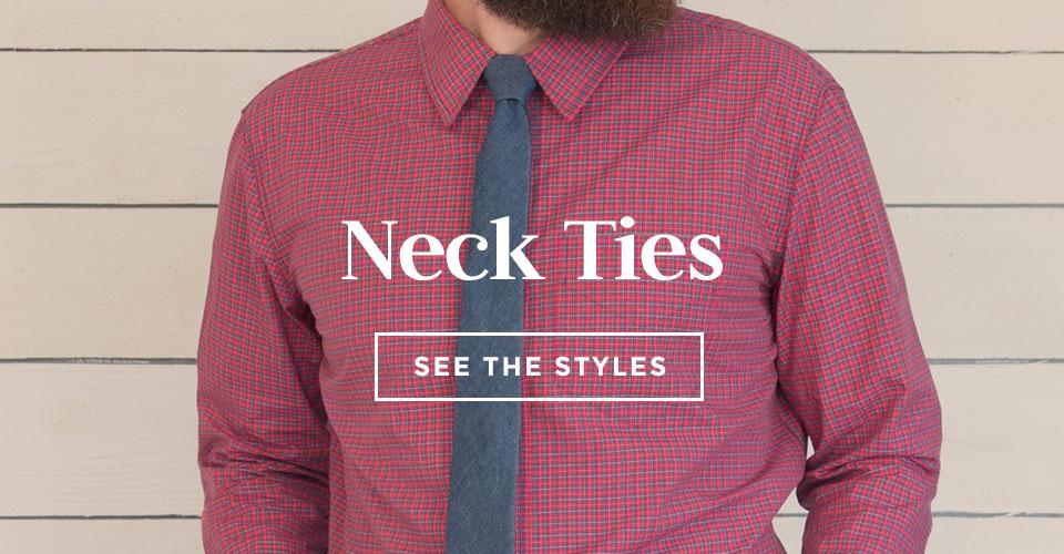 1791 Neck Ties