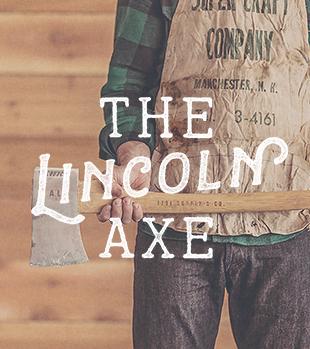 1791 Lincoln Axe