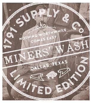 1791 Miners Denim Jeans