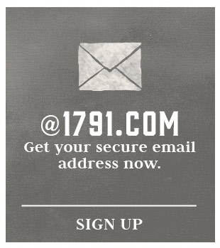 1791 Secure Email Accounts