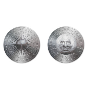 Man in the Moon Event Coin