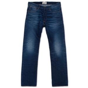 1791 Miners Wash Denim Men's Straight-Leg Jeans
