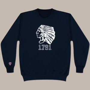 1791 Heritage Indian Head Sweatshirt