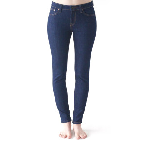 1791 Women's Skinny Leg Dark Rinse Denim Jeans