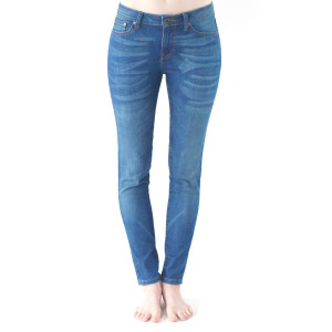 1791 Women's Skinny Leg Vintage Wash Denim Jeans