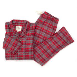 Clara Janssen Men's Washington Plaid Pajamas