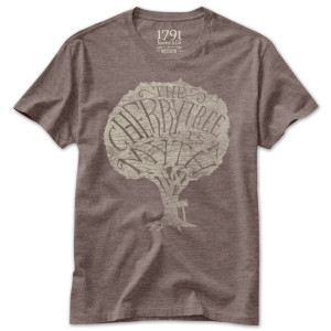 1791 The Cherry Tree Is A Myth T-Shirt