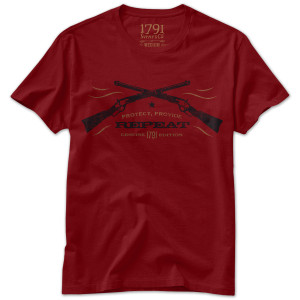 1791 Protect Provide Repeat T-Shirt