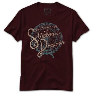 1791 Stubborn Dreamer T-Shirt
