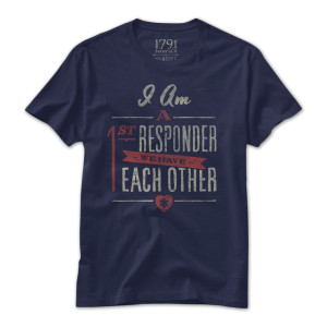I Am A First Responder T-Shirt