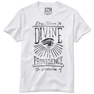 1791 Divine Providence T-Shirt
