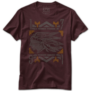 1791 Native American T-Shirt