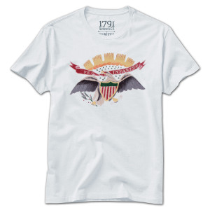 1791 Civil War Drum T-Shirt