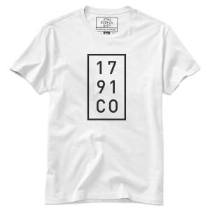 1791 Co Logo T-Shirt