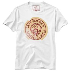 1791 Camp Sam Wood T-Shirt