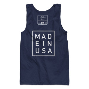 1791 Made in USA Tank Top