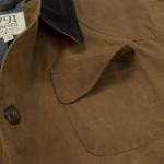 1791 Waxed Canvas Weekend Hunting Jacket & Martexin Original Wax
