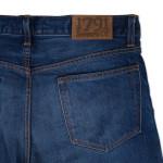 1791 Miners Wash Denim Men's Classic-Leg Jeans