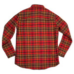 1791 Wool Plaid Flannel Shirt