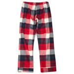 Clara Janssen Men's Patriotic Plaid Pajamas