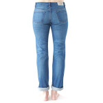 1791 Women's Straight Leg Vintage Wash Denim Jeans
