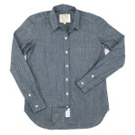 Women's Chambray Buttoned Shirt