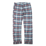 Clara Janssen Men's Adirondack Grey Plaid Pajamas