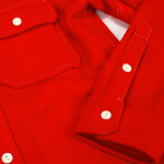 1791 Red Wool Hunting Shirt