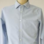 1791 Sea Blue Oxford Spread Collar Shirt