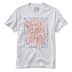 1791 Deeds Not Words T-Shirt