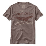 The Constitution Both Now and Forever T-Shirt