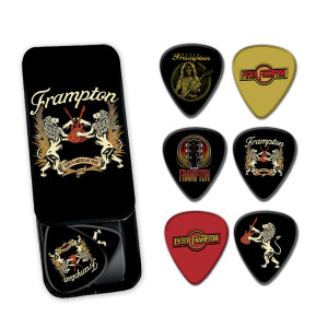 Peter Frampton N. American Tour 2014 Guitar Picks
