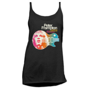 Ladies Frampton Comes Alive 40th Tank Top