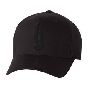 BG Black Logo Flex Hat