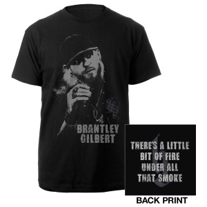 Brantley Gilbert Portrait Shirt
